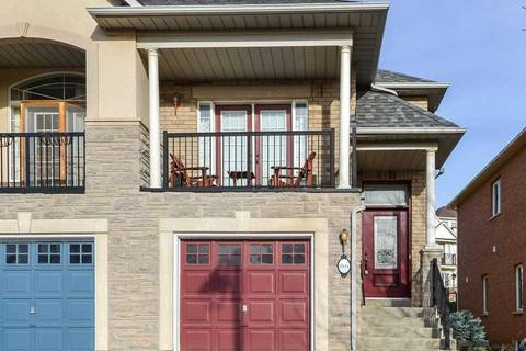 Townhouse for sale at 2444 Newcastle Cres Oakville Ontario - MLS: W4672039