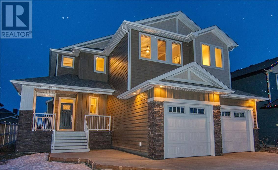House for sale at 2445 Aspen Dr Coaldale Alberta - MLS: ld0184612