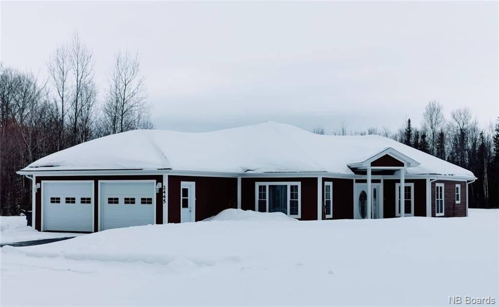 House for sale at 2445 Bridge St Bathurst New Brunswick - MLS: NB041459