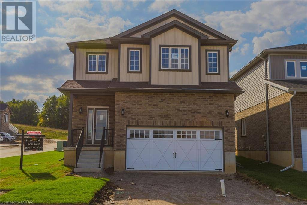 House for sale at 2447 Bennett Crossing London Ontario - MLS: 226892