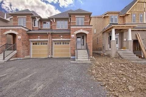 Townhouse for sale at 2447 Dress Circle Cres Oshawa Ontario - MLS: E4463652