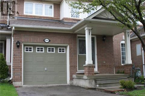 Townhouse for sale at 2447 Wooden Hill Circ Oakville Ontario - MLS: 30734805