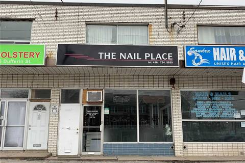 Commercial property for sale at 2448 Dufferin St Toronto Ontario - MLS: W4735698