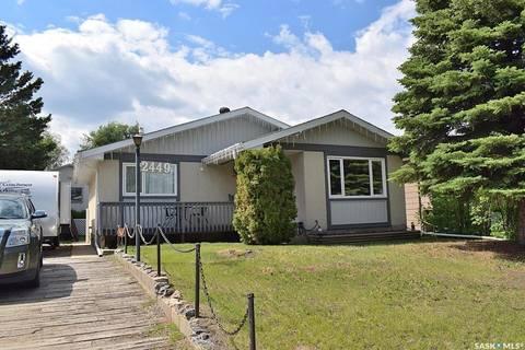House for sale at 2449 15th Ave E Prince Albert Saskatchewan - MLS: SK806759