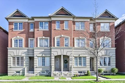 Townhouse for sale at 2449 Bur Oak Ave Markham Ontario - MLS: N4453693