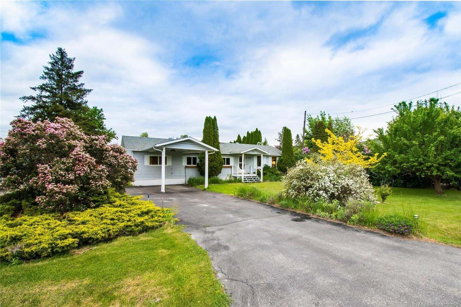 House for sale at 2449 Dallas Rd Vernon British Columbia - MLS: 10205545