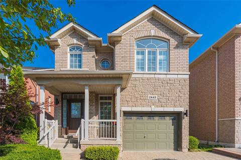 House for rent at 2449 Hilda Dr Oakville Ontario - MLS: W4553227