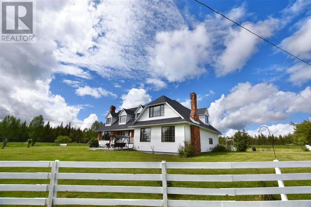Residential property for sale at 2449 Likely Rd 150 Mile House British Columbia - MLS: R2469018