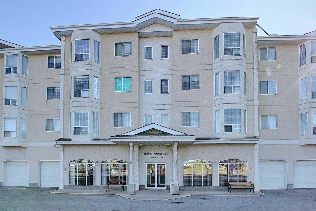 Condo for sale at 13441 127 St NW Unit 245 Edmonton Alberta - MLS: E4215746