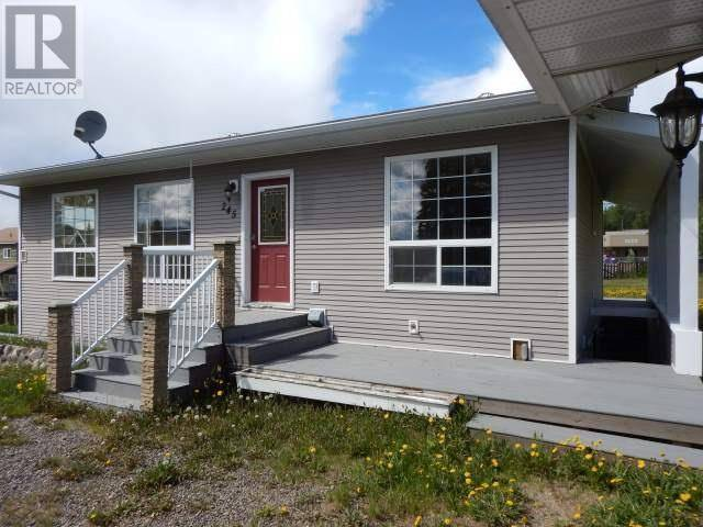 House for sale at 245 8th Ave Burns Lake British Columbia - MLS: R2274858