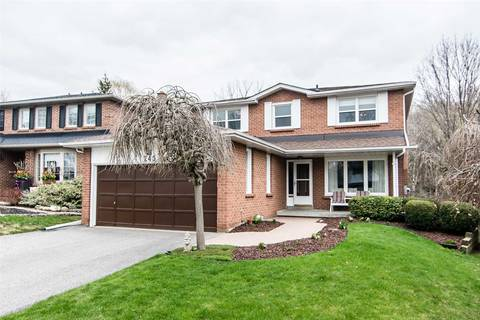 House for sale at 245 Blue Heron Dr Oshawa Ontario - MLS: E4435392