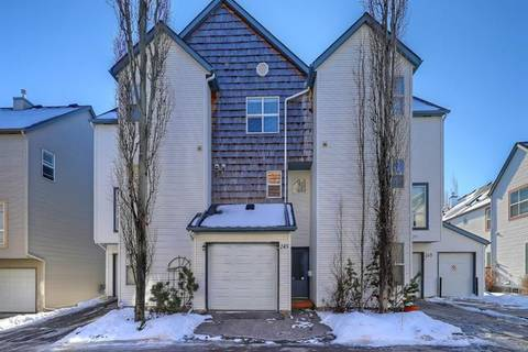 Townhouse for sale at 245 Bridlewood Ln Southwest Calgary Alberta - MLS: C4286559