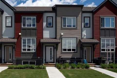 Townhouse for sale at 245 Copperstone Pk Southeast Calgary Alberta - MLS: C4300980