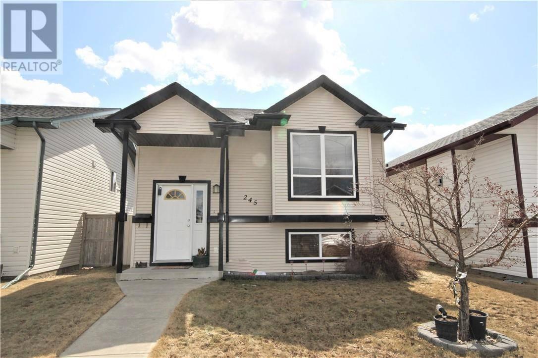 House for sale at 245 Deschner Cs Red Deer Alberta - MLS: ca0189208