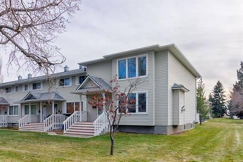 Townhouse for sale at 245 Killarney Glen Ct Southwest Calgary Alberta - MLS: C4295765