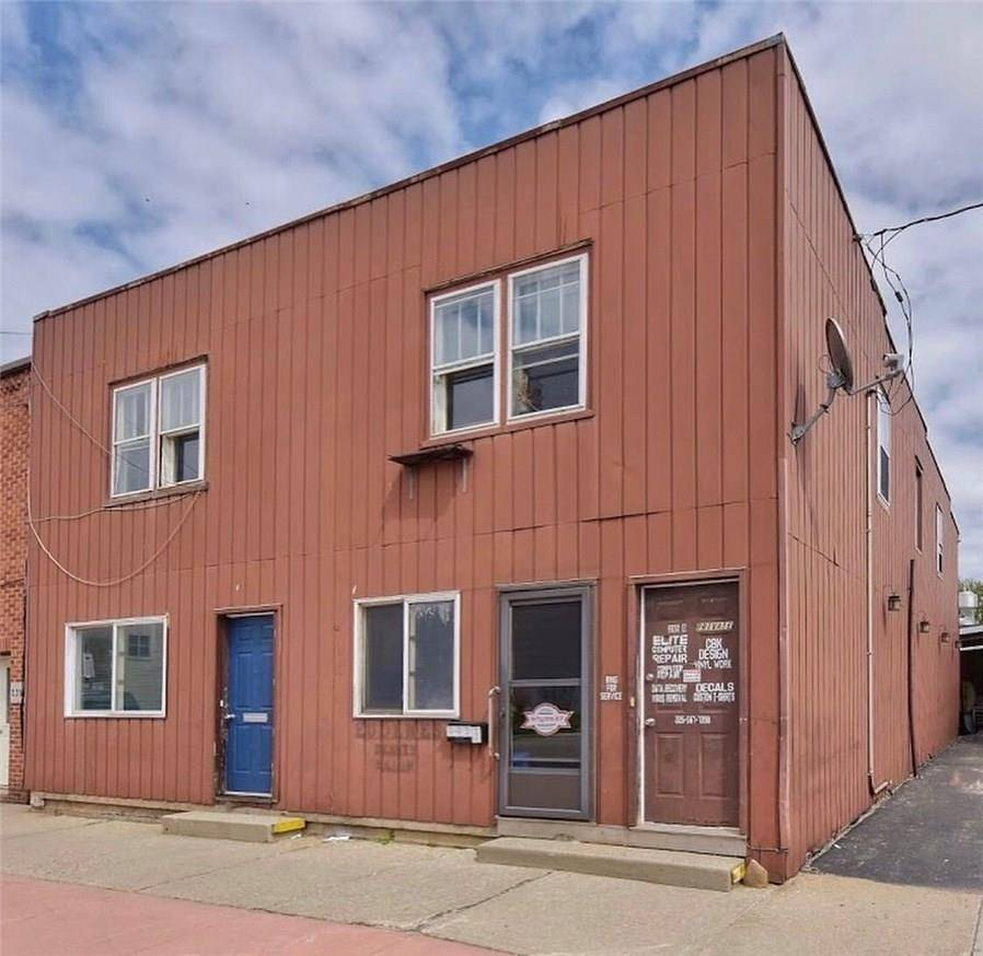 Townhouse for sale at 245 Main St Delhi Ontario - MLS: H4059305