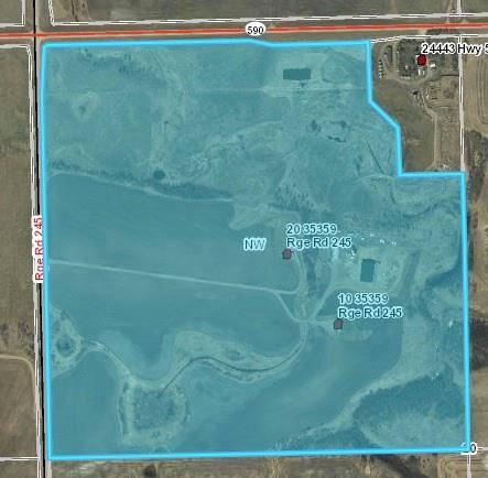 Residential property for sale at 245 Range Road 245 Rd Rural Red Deer County Alberta - MLS: C4252913