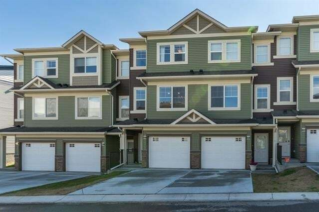 Townhouse for sale at 245 Sage Hill Gv NW Sage Hill, Calgary Alberta - MLS: C4304864