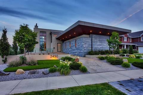 House for sale at 2450 Cameron Ravine Dr Nw Edmonton Alberta - MLS: E4145906