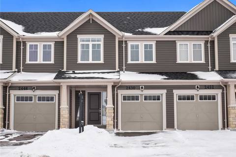 Townhouse for sale at 2450 Steeplechase St Oshawa Ontario - MLS: E4693780