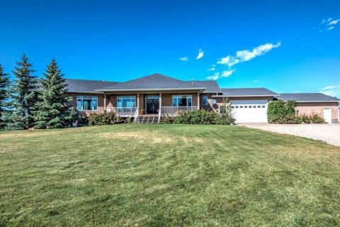 House for sale at 245036 Rge Rd 250  Rural Wheatland County Alberta - MLS: A1030418