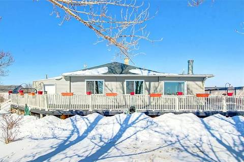 House for sale at 245042 Township Road 150 Rd Rural Vulcan County Alberta - MLS: C4292363