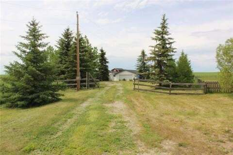 House for sale at 245042 Twp 204a  Rural Vulcan County Alberta - MLS: C4302052