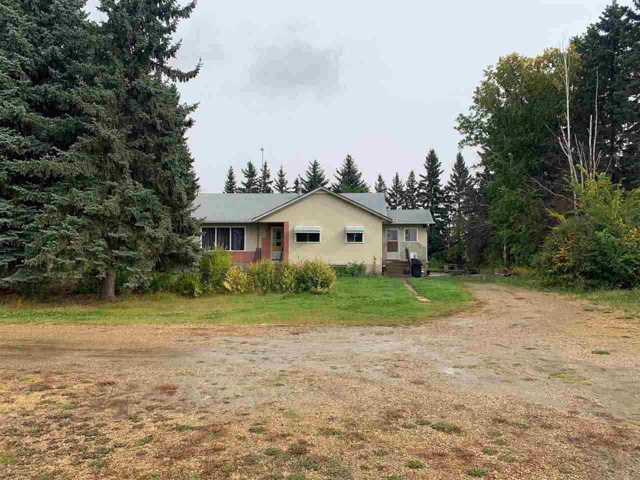House for sale at 24509 Twp Rd Rural Sturgeon County Alberta - MLS: E4175743