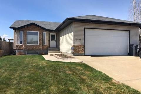 House for sale at 2451 Clements Dr North Battleford Saskatchewan - MLS: SK801662