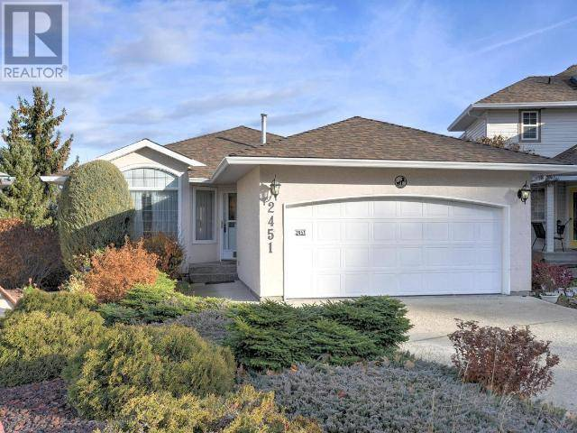 House for sale at 2451 Drummond Ct Kamloops British Columbia - MLS: 154251