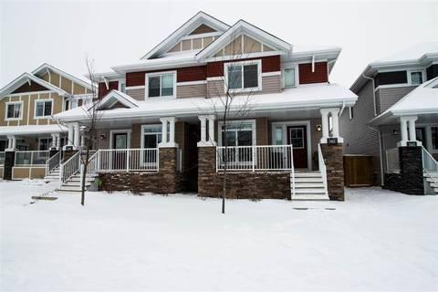 Townhouse for sale at 2451 Glenridding Blvd Sw Edmonton Alberta - MLS: E4143021