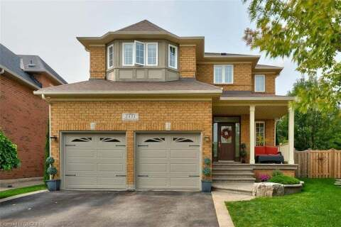 House for sale at 2451 Highmount Cres Oakville Ontario - MLS: 40018123