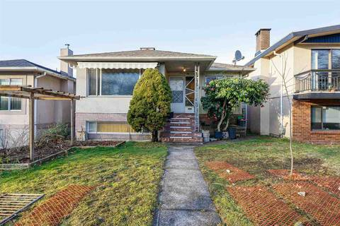 House for sale at 2451 Mcgill St Vancouver British Columbia - MLS: R2438285