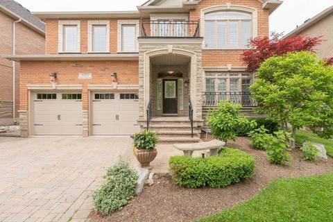 House for sale at 2451 Upper Valley Cres Oakville Ontario - MLS: W4528279