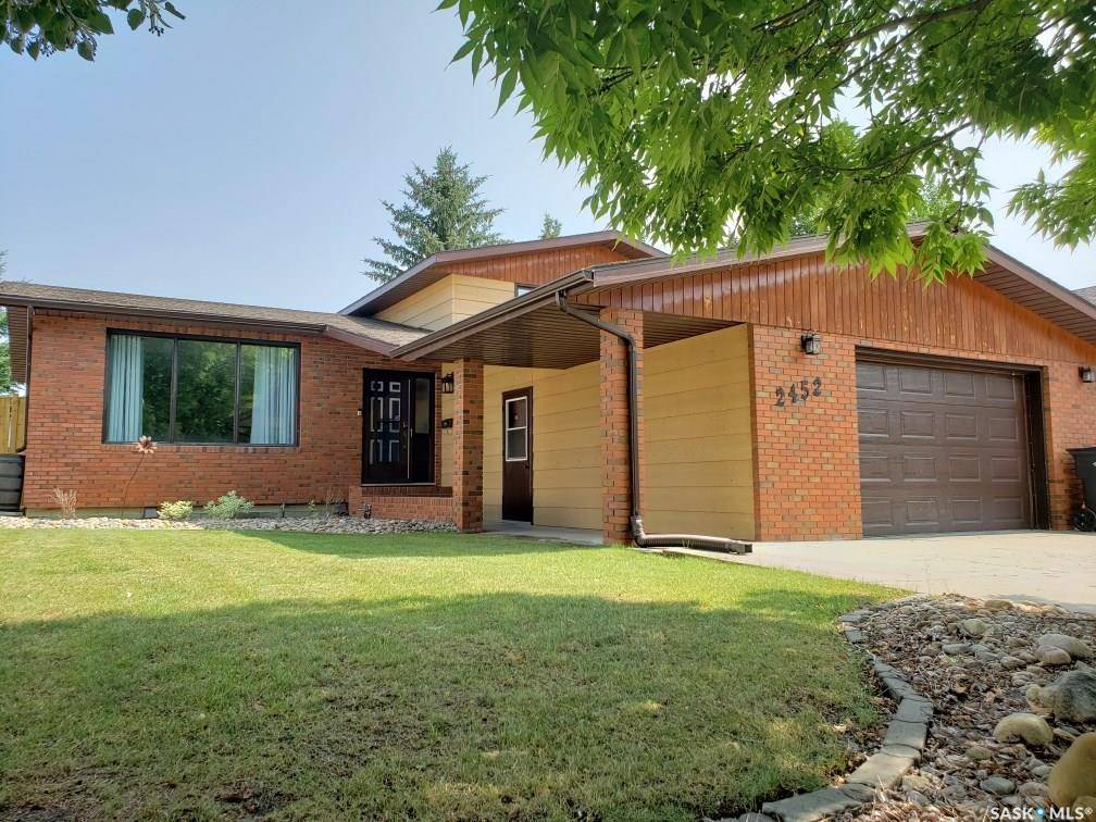House for sale at 2452 Canary Dr North Battleford Saskatchewan - MLS: SK783735