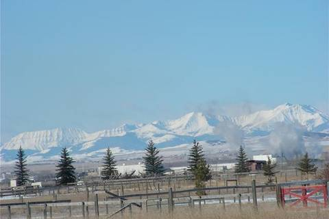 Residential property for sale at  2453 Drive E  East Rural Foothills County Alberta - MLS: C4290901