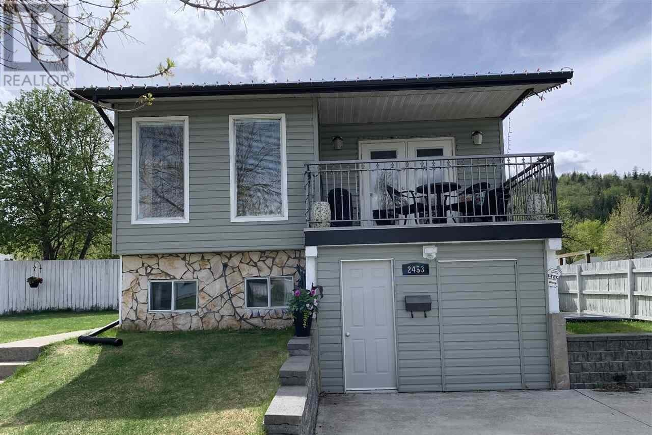 House for sale at 2453 Kinney Pl Prince George British Columbia - MLS: R2456381