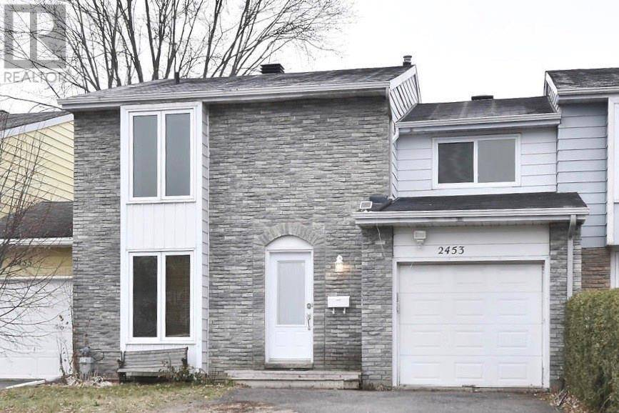 Townhouse for sale at 2453 Orient Park Dr Ottawa Ontario - MLS: 1177398