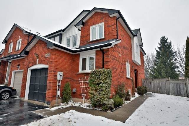 For Sale: 2453 Stefi Trail, Oakville, ON | 3 Bed, 2 Bath Townhouse for $698,500. See 17 photos!
