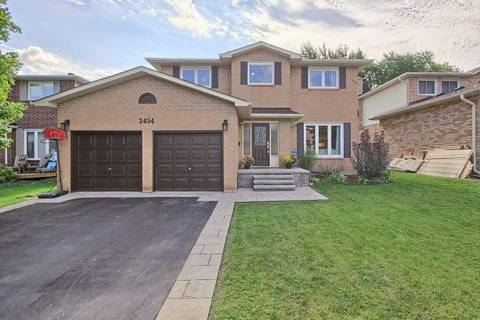 House for sale at 2454 Overton Dr Burlington Ontario - MLS: W4579377