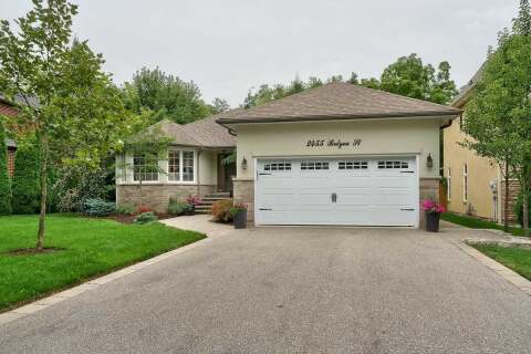 House for sale at 2455 Belyea St Oakville Ontario - MLS: W4911172