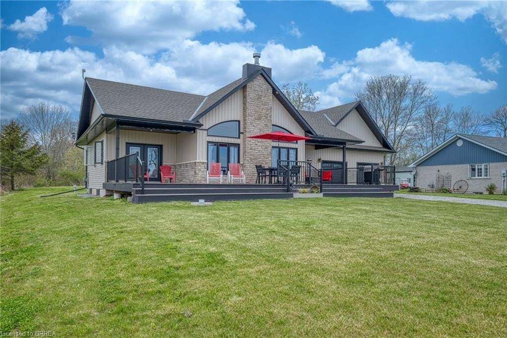 House for sale at 2455 Lakeshore Rd Dunnville Ontario - MLS: 30807186