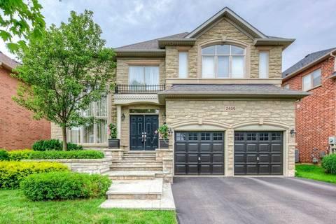 House for sale at 2456 Bon Echo Dr Oakville Ontario - MLS: W4600156