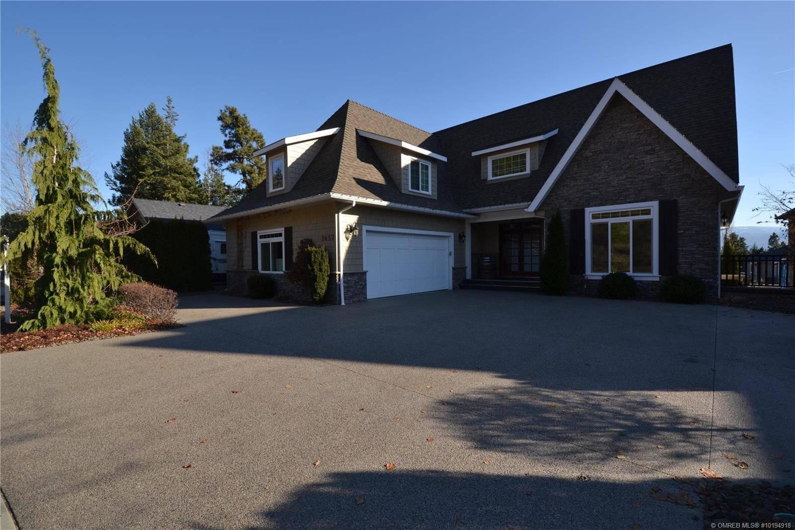 House for sale at 2457 Tallus Ridge Dr West Kelowna British Columbia - MLS: 10194918