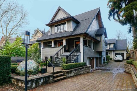 Townhouse for sale at 2457 7th Ave W Vancouver British Columbia - MLS: R2529182