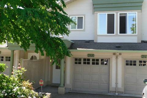 Townhouse for sale at 13888 70 Ave Unit 246 Surrey British Columbia - MLS: R2398448