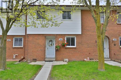 Townhouse for sale at 31 Greengate Rd Unit 246 Guelph Ontario - MLS: 30734430