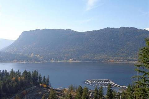 Residential property for sale at 246 Bayview Dr Sicamous British Columbia - MLS: 10180507