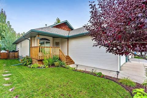 House for sale at 246 Crystalridge Ri Okotoks Alberta - MLS: C4284641