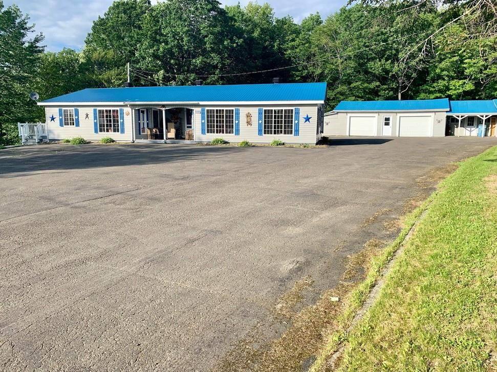 House for sale at 246 Desjardins Rd Dsl De Drummond/dsl Of Drummond New Brunswick - MLS: NB028480